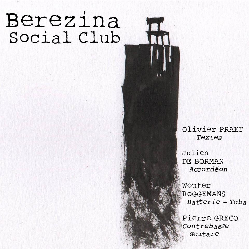 Vendredi 9 mars – 20h30 – Berezina Social Club